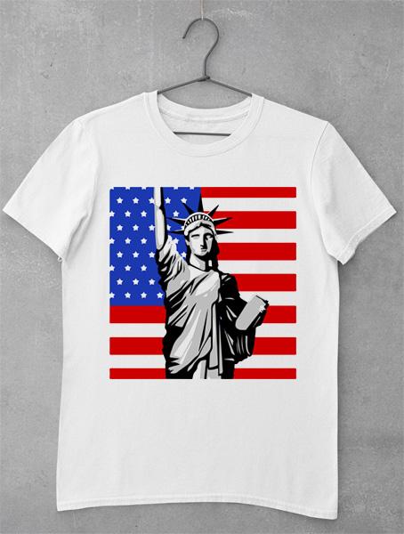 tricou american icon