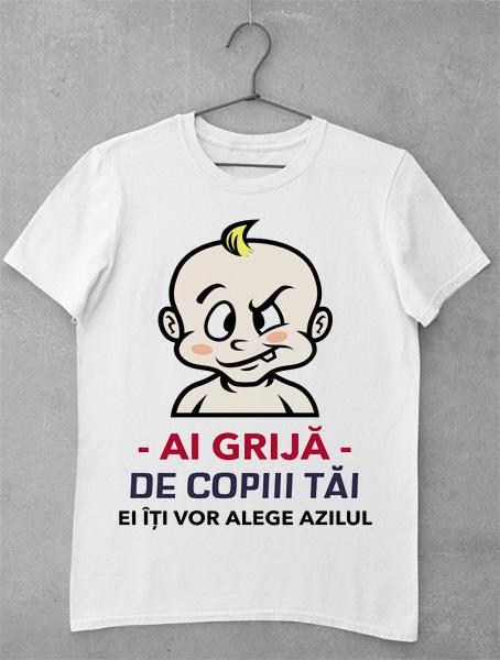 tricou azil