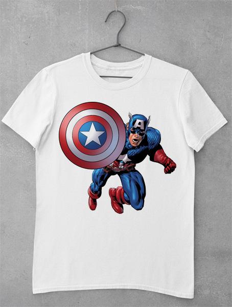 tricou capitan america