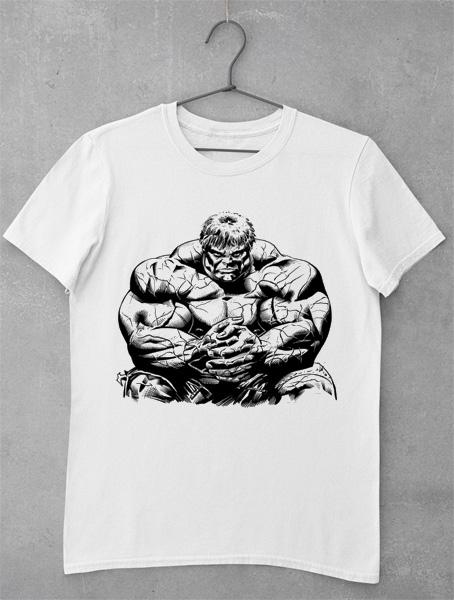 tricou hulk