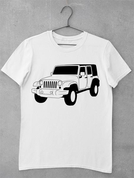 tricou jeep wrangler