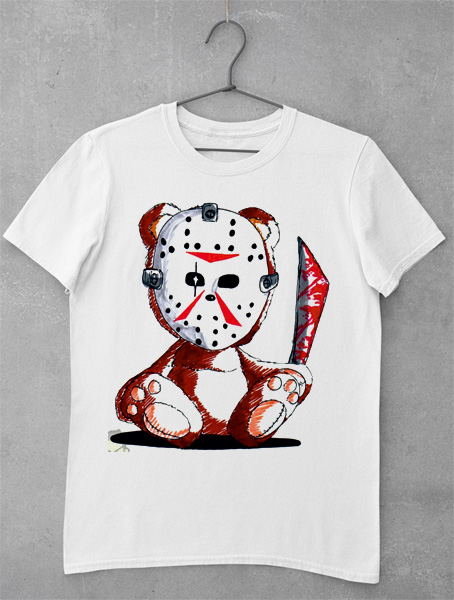 tricou killer bear