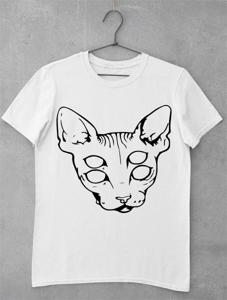 tricou kitty cat