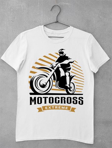 tricou motocross extreme