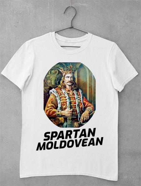 tricou spartan moldovean