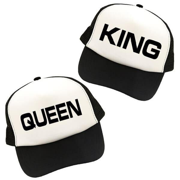 sepci cuplu king si queen