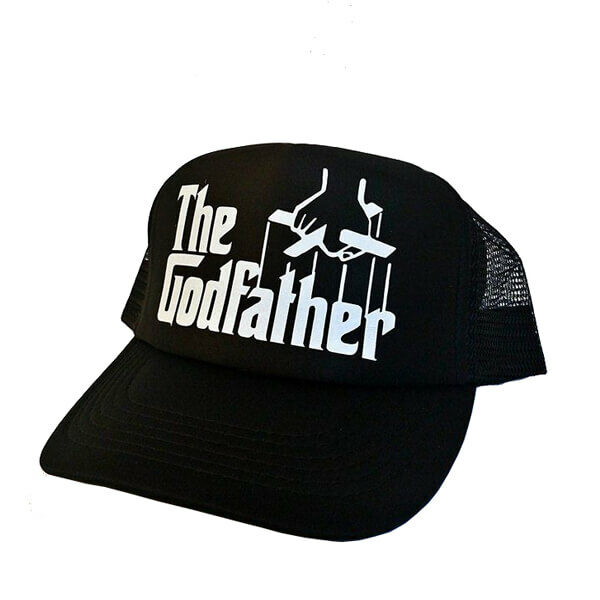 sapca godfather negru