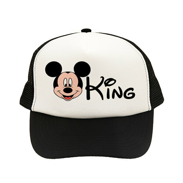 sapca mickey king