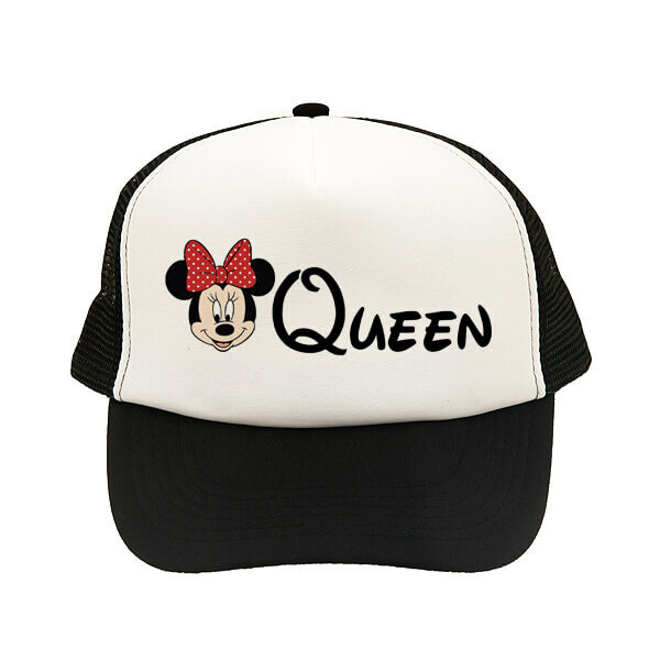 sapca Minnie Queen