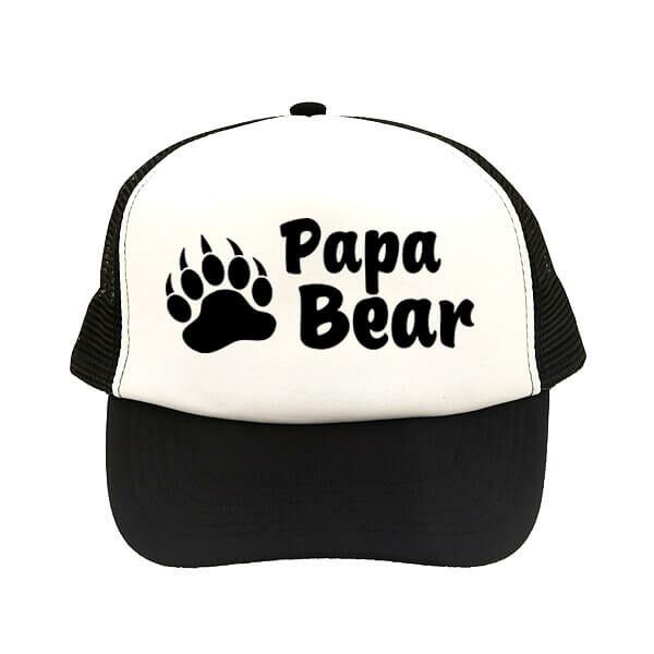 sapca papa bear