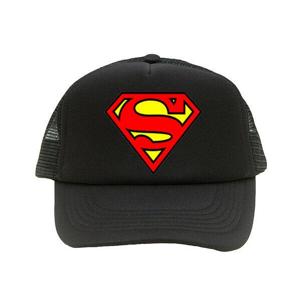 sapca superman negru
