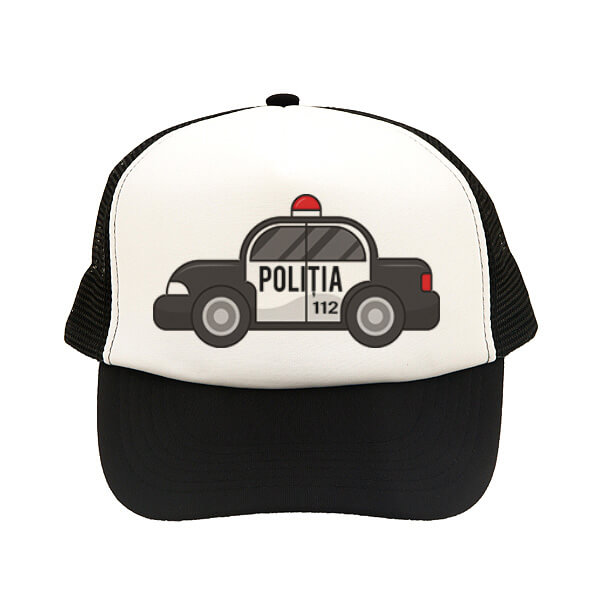 sapca copii politie