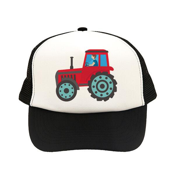 sapca tractor