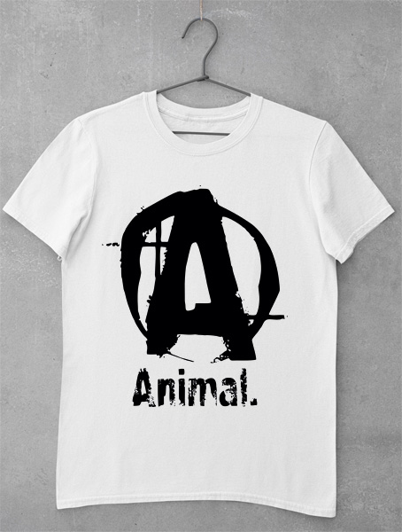 tricou a animal gym