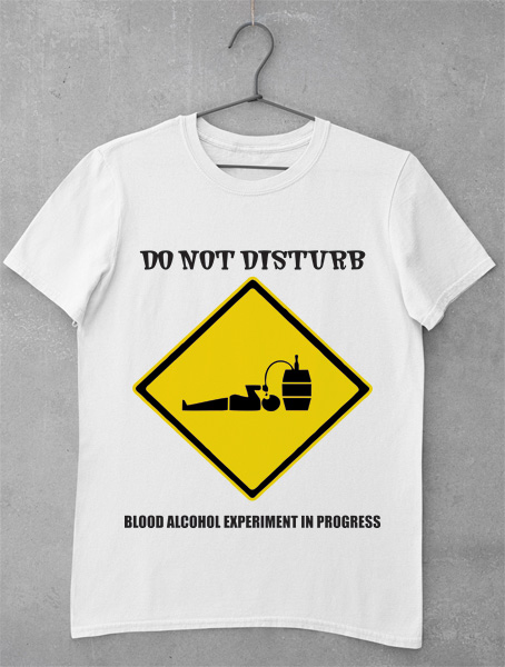tricou alcoolic dnd drinker