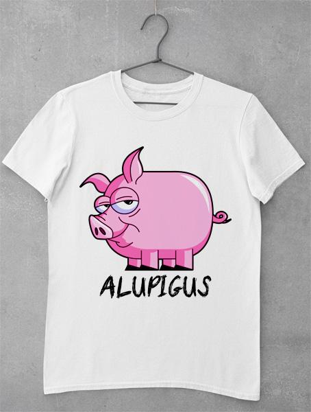 tricou alupigus