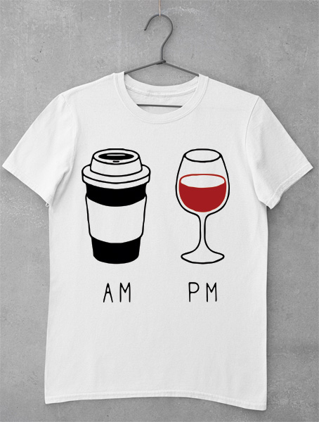 tricou am pm