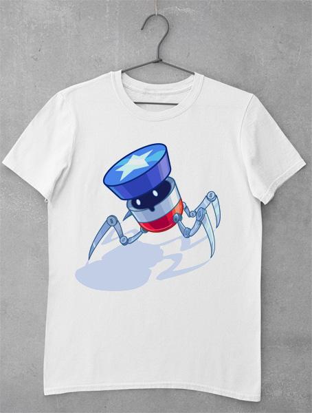 Tricou American Bug