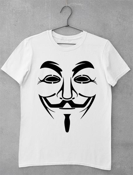 tricou anonymous