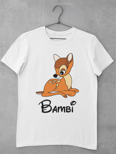 Tricou Bambi