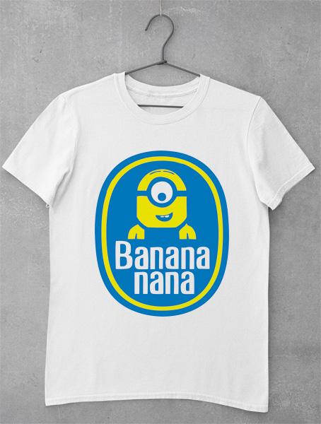 tricou banana nana