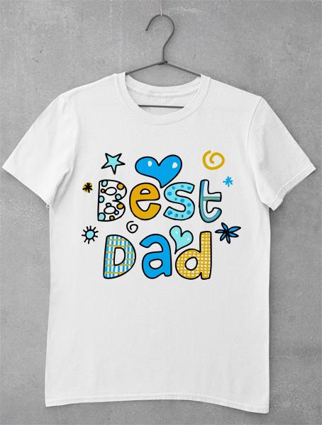 tricou best dad