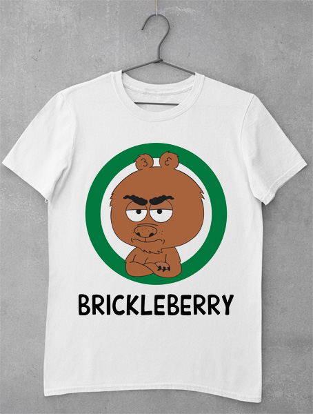 tricou brickleberry