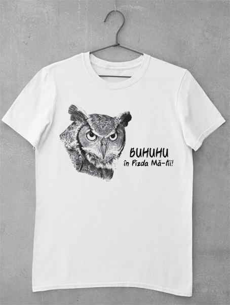 tricou buhuhu