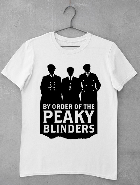 tricou by order of the peaky blinders