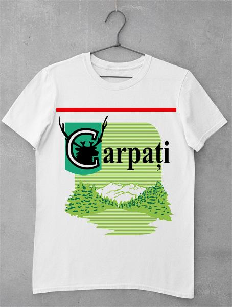 tricou carpati