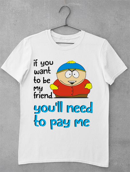 tricou cartman south park