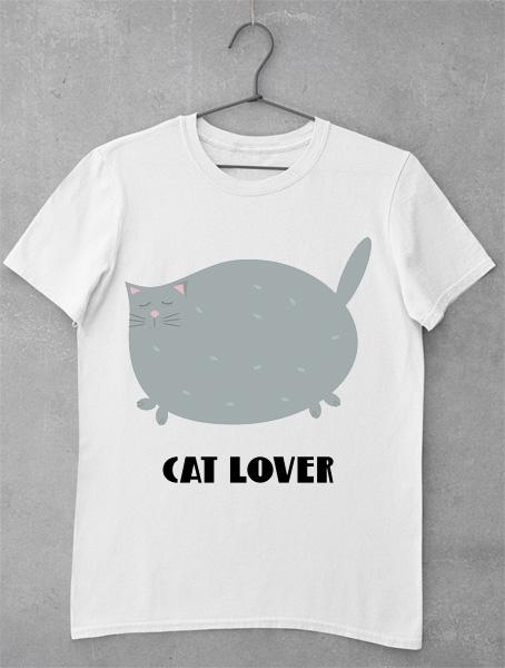 Tricou Cat Lover