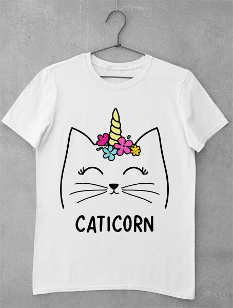 Tricou Caticorn