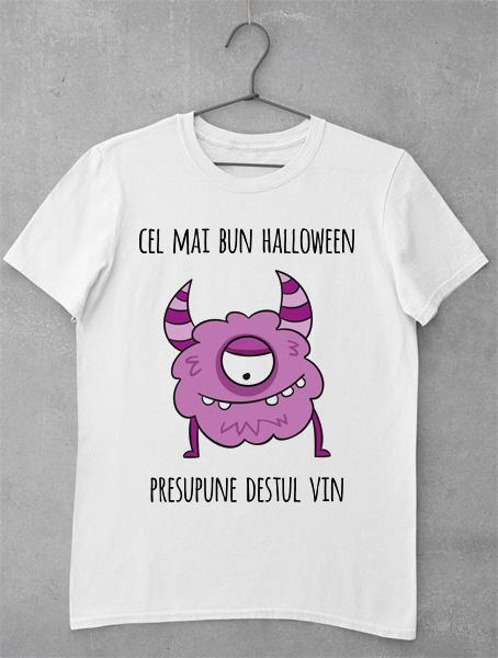 tricou cel mai bun halloween