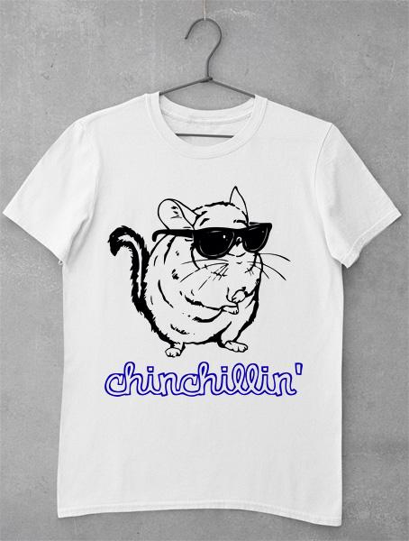 tricou chinchilla