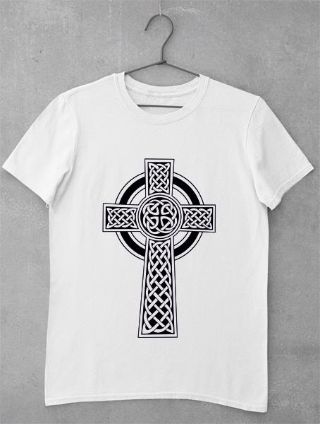 tricou cruce celtica