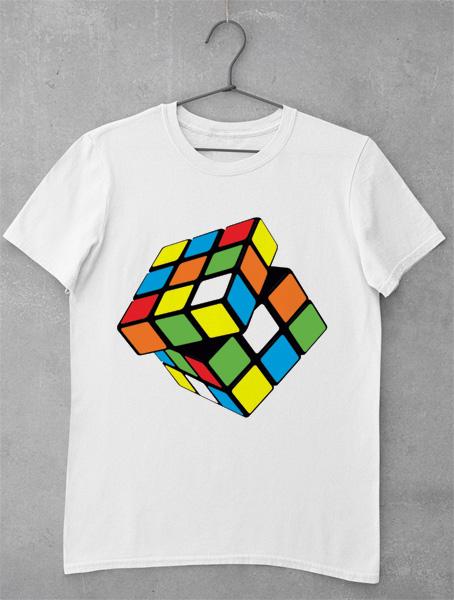 tricou cub rubic
