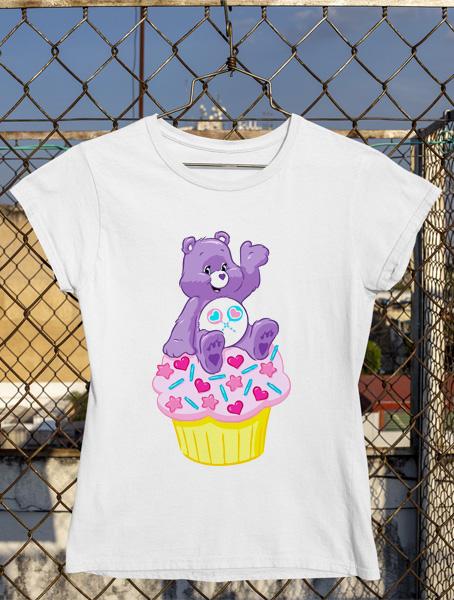 tricou cupcake bear