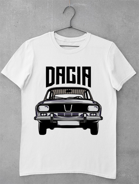 tricou dacia old gold