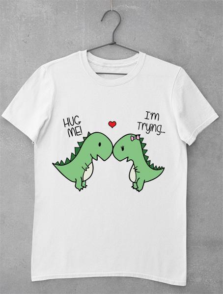 tricou dino love