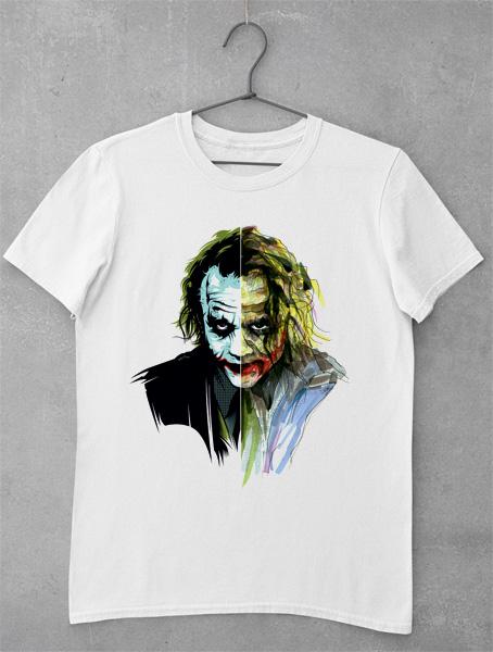 tricou double face joker