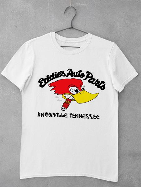tricou eddies auto parts