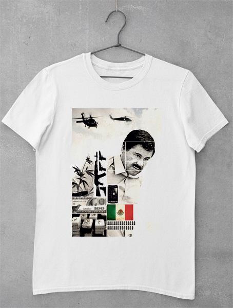 Tricou El Chapo