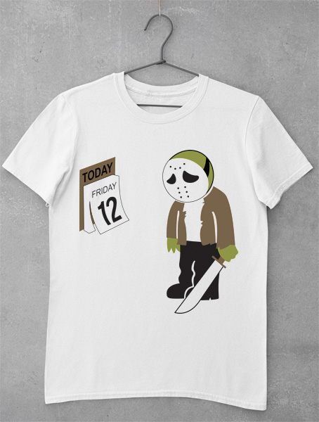 tricou friday 12