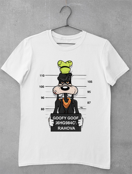 tricou goofy rahova