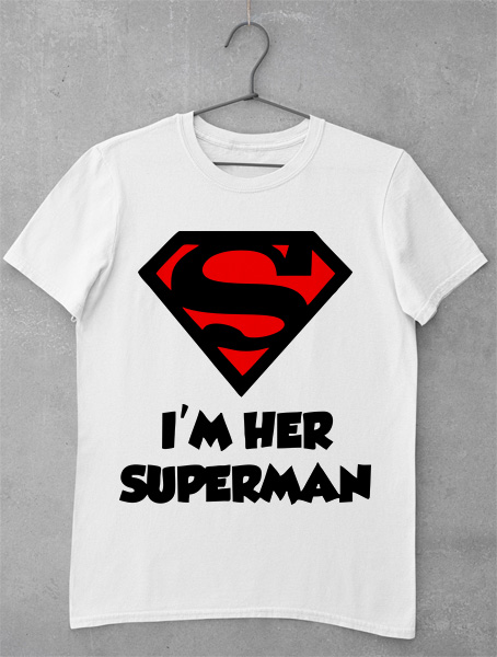 tricou her superman
