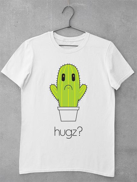 Tricou Hugz