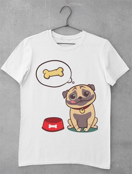 Tricou Hungry Pug