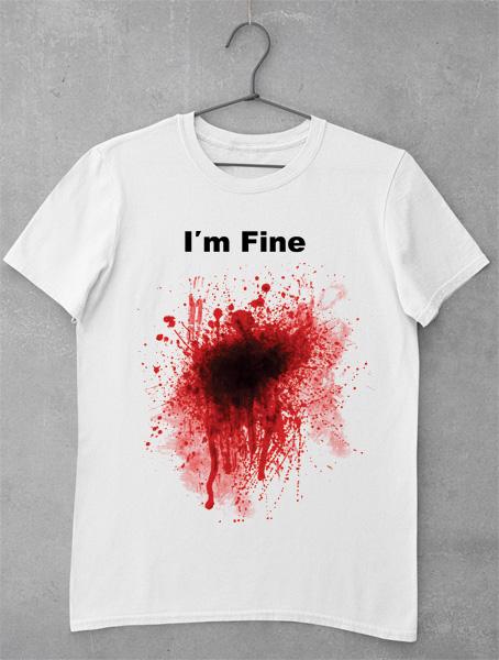 tricou im fine