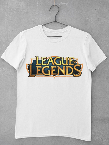 tricou league of legends